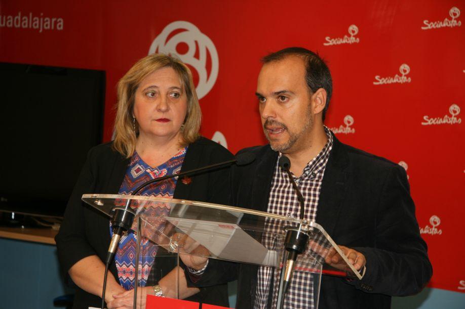 El PSOE urge a Fomento y al Ayto de Guadalajara a mejorar la seguridad vial en Cuatro Caminos